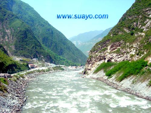 四川的江河